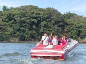 パワーボート弁天島クルーズ